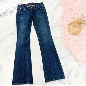 AG Jeans 'the Club' Flare Size 24R